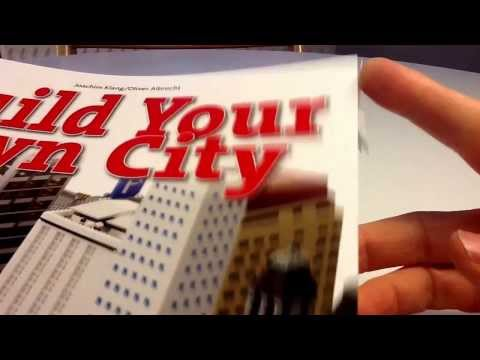 Book Review Build Your Own City