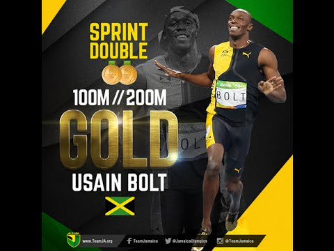 Popcaan - Usain Bolt /Jamaica (World Cup Dubplate) - August 2016