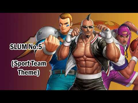 The King of Fighters All Star OST : SLUM No.5 -KOF AS ver.- [KOF94] (Sport Team)