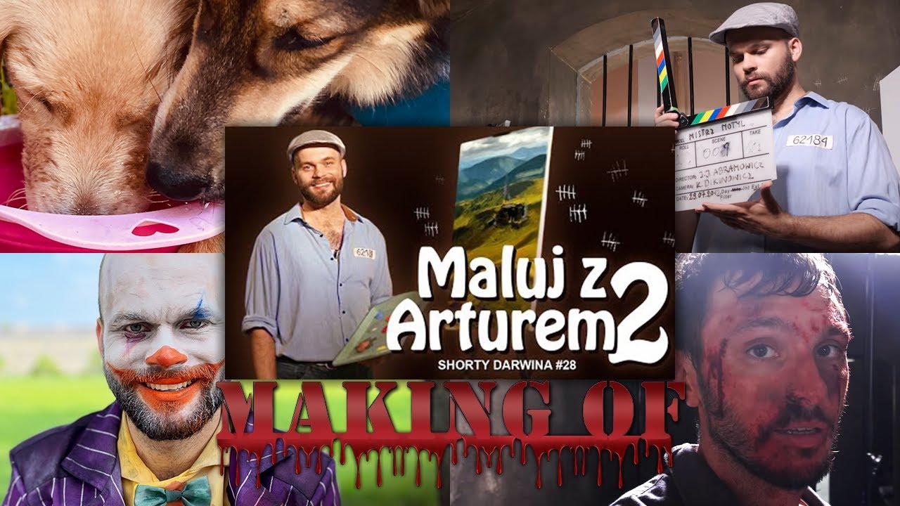 MAKING OF Maluj z Arturem 2