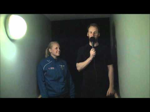 Intervju med Linda Grundström