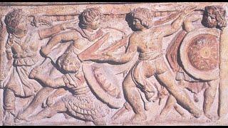 Visita virtuale Mulsa - Sala 3 - L'agricoltura etrusca e romana