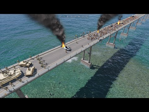 BRIDGE LAST STAND