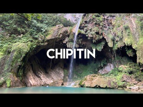 La cascada de Chipitín y sus 7 rapeles - Cañonismo en la Sierra Madre Oriental - Santiago, NL