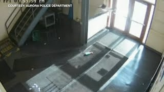 Aurora police release surveillance video of Henry Pratt mass shooting