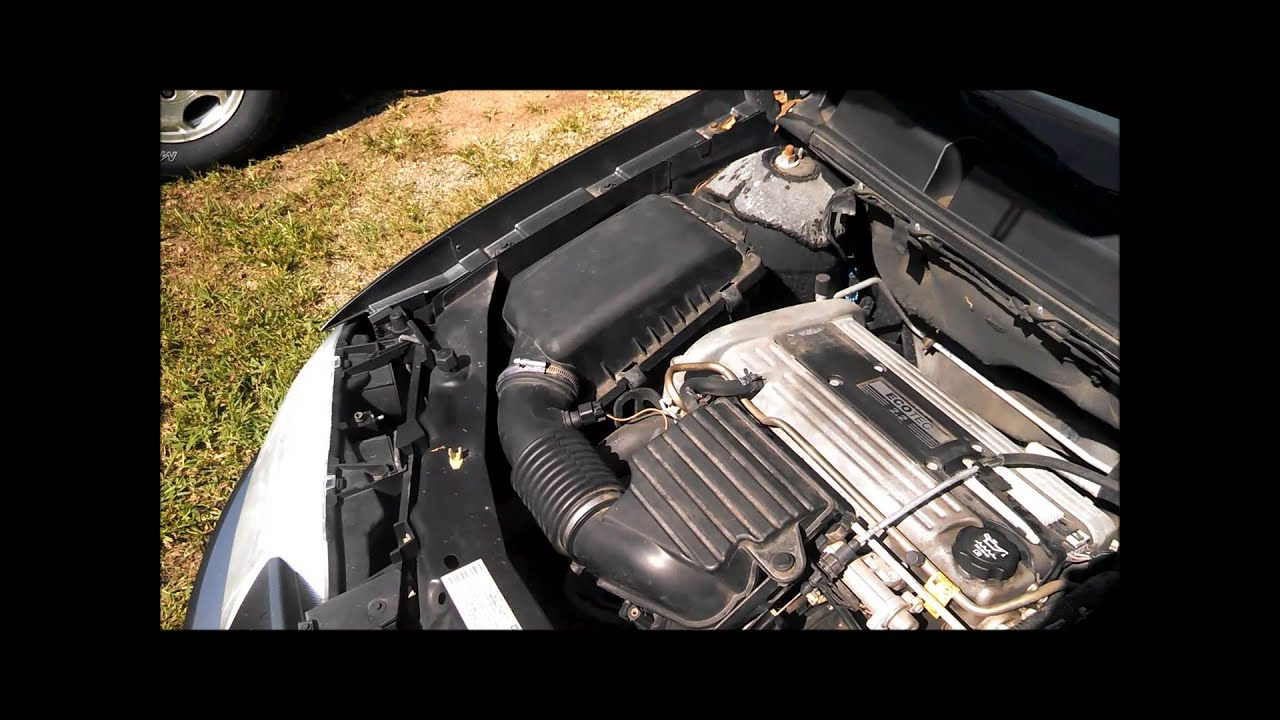 Saturn Ion Cooling Fan Replacement YouTube