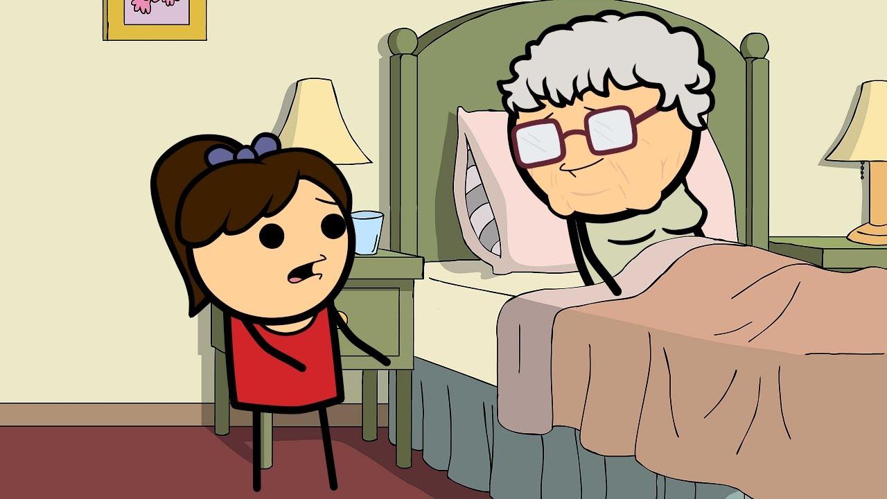 Любимая бабушка - Мульт Консервы