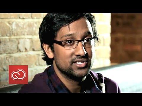Highlights Of HaZ Dulull At Adobe Create Now - New Creative Meet Up | Adobe UK