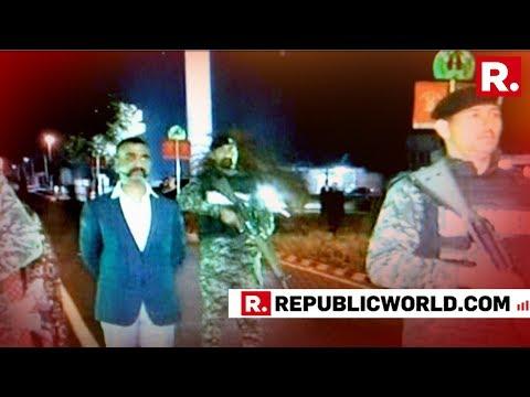 IAF Wing Commander Abhinandan Crosses The Border To Enter India   #AbhinandanReturns