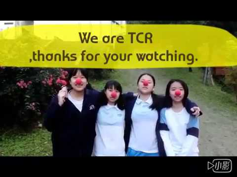 """TCR""""Taiwan Comic Relief"""" for Red Nose Day(Bars&Melody-Hopeful)"""