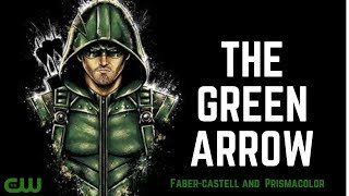 How to draw GREEN ARROW: Part 1 | DC COMICS