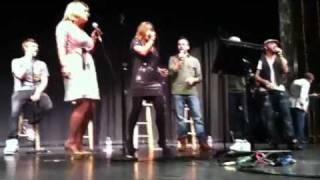 Shape of my Heart - Karaoke - BSB Cruise