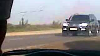 Русская мафия едет на свадьбу 111 машин