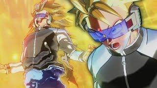 TIME PATROLLER Super Saiyan 3 GAMEPLAY! (EXCLUSIVE) Dragon Ball Xenoverse 2 In-Depth GAMEPLAY