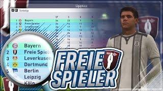 KANN EINE MANNSCHAFT AUS FREIEN SPIELERN DIE BULI GEWINNEN!??  🤔🔥😱 - FIFA 18 Experiment #7