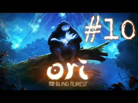 Ori and the Blind Forest - Capitulo 10, ¡La Piedra Solar! - Let's play en español