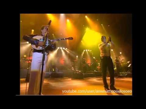Pitsirika-Tryfwnas ft Eyal Golan ♫ live concert ♫