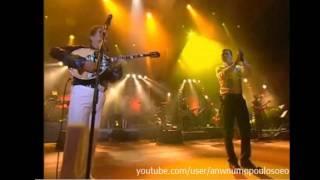 Pitsirika-Tryfwnas ft Eyal Golan live concert