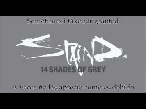 Staind - Fill Me Up (Subtitulada)