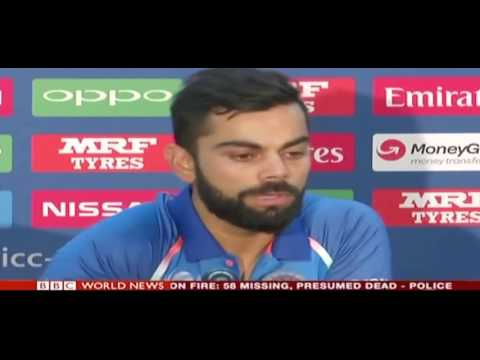 British Media on INDIA vs PAKISTAN Final Match | ICC Champions Trophy 2017