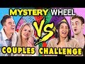 Couples SPIN The MYSTERY WHEEL Bath Bomb Challenge