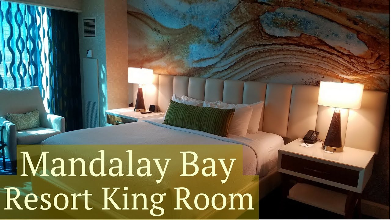 Mandalay Bay Hotel Rooms