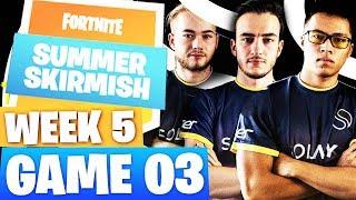 SUMMER SKIRMISH WEEK 5 EU - GAME 3 (Kinstaar Airwaks Hunter)