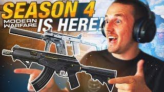 The NEW 'SEASON 4' Unlocks! (CoD: Modern Warfare)