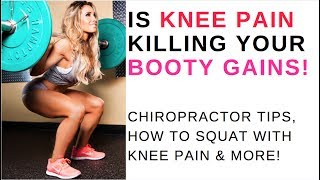 Is Knee Pain Stopping You From Building That Ass