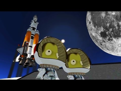 I LANDED ON IRELAND | Kerbal Space Program 40