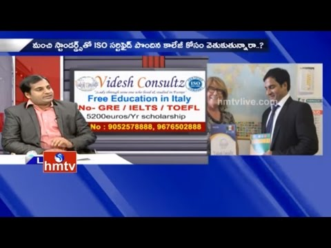 Free Education In Europe | Abroad Education Consultancy Videsh Consultz | Career Times | HMTV