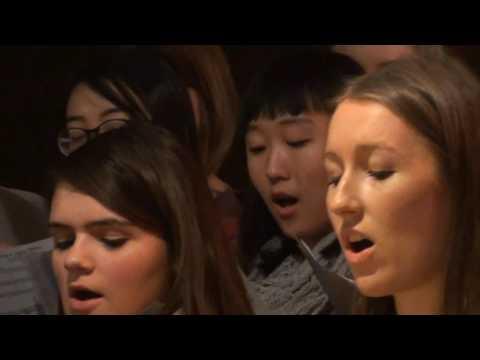 Sing a joyful song