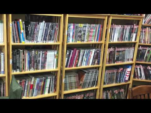 The Comic Hunter: A look at the downtown Charlottetown store