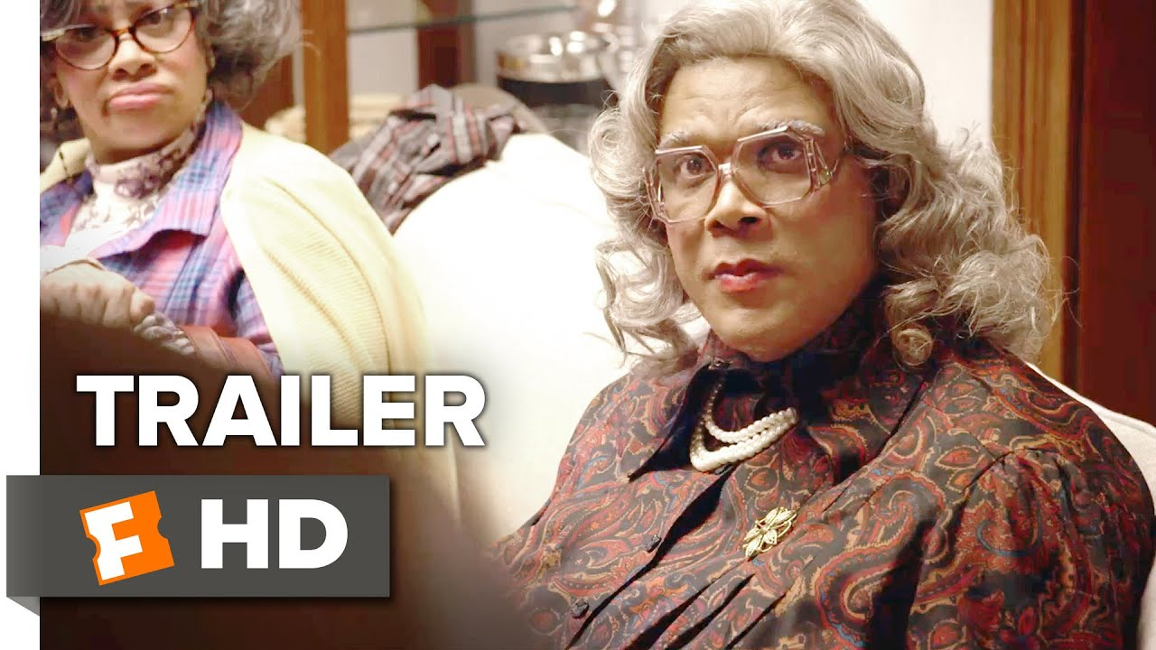 boo a madea halloween official trailer 1 2016 tyler perry movie youtube