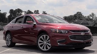 2018 Chevrolet Malibu: Review