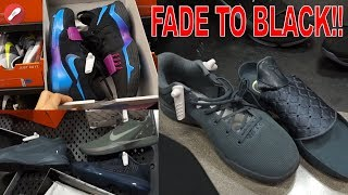 The Sole Brothers VLOG #63 SO MANY FADE TO BLACK KOBES!!