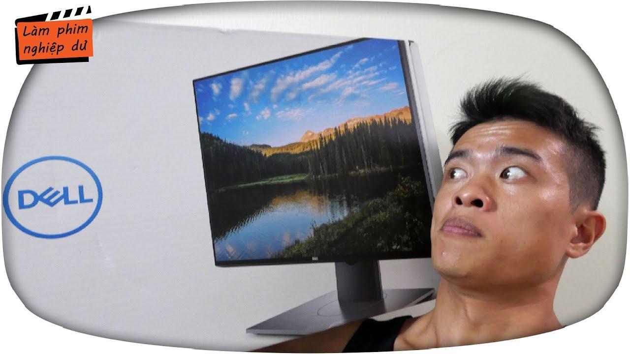 #28 Chọn màn hình tốt nhất cho đồ họa & dựng phim ✅ Dell ultrasharp U2417H