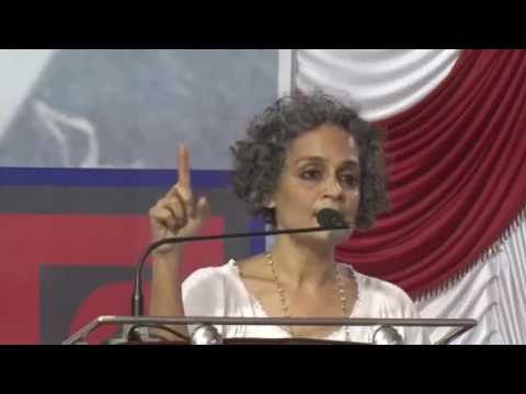 Perfectly Predicted False Flag by Indian Government BJP - Arundhati Roy