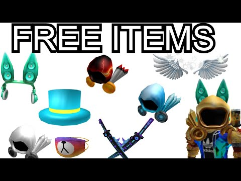 How To Get Free Items From The Roblox Catalog Skachat S 3gp Mp4