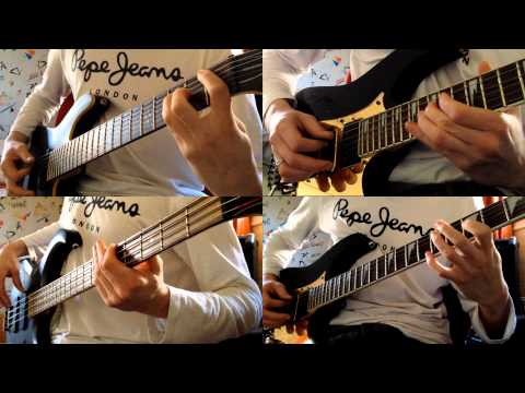 Black Sails Theme - McCreary ( Guitar & Bass Cover )