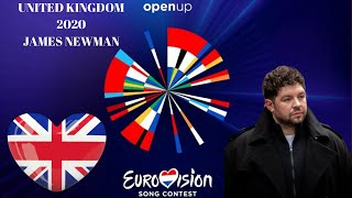 """ROAD TO EUROVISION 2020 