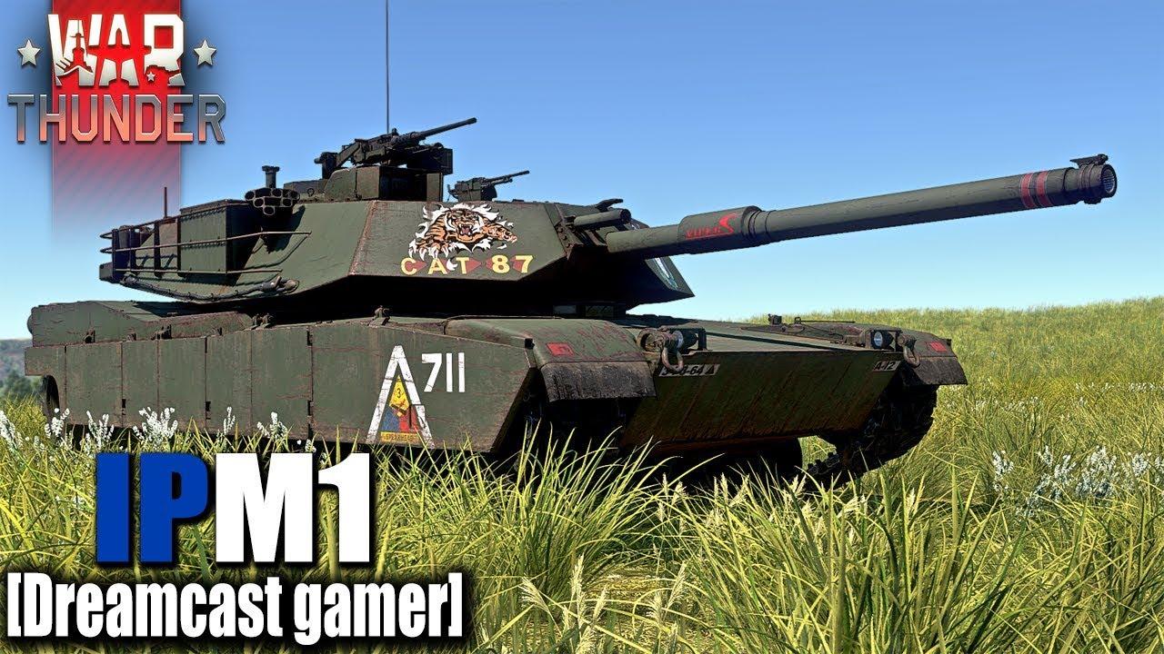 обзор танка тигр 1 вар тандер