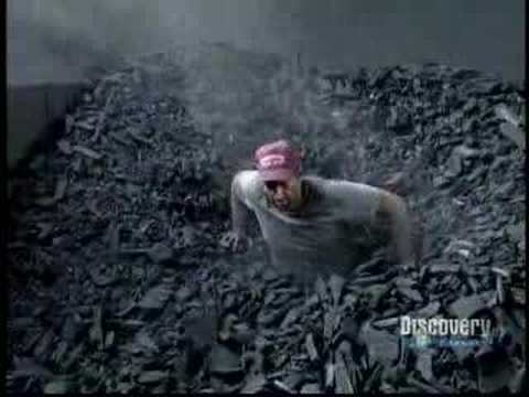 Dirty Jobs Charcoal Maker Clip