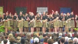 Ko Te Tumanako, Performed by Nga Hau E Wha O Paparangi