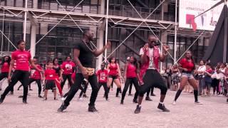 """BANA C4 - FLASHMOB 1er Gaou // Album """"Arrêt de Jeu"""" Dans les Bacs"""