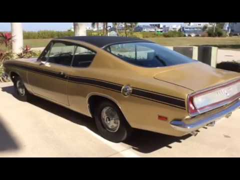 Sold 1969 Plymouth Barracuda For Like New 49 Year Old Car