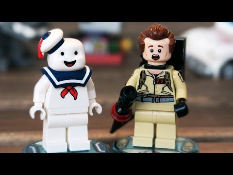ОХОТНИКИ ЗА ПРИВИДЕНИЯМИ! - LEGO Dimensions (71228, 71233)
