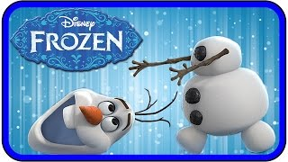 disney frozen olaf   kids songs nursery rhymes for children   daddy finger family songs for kids