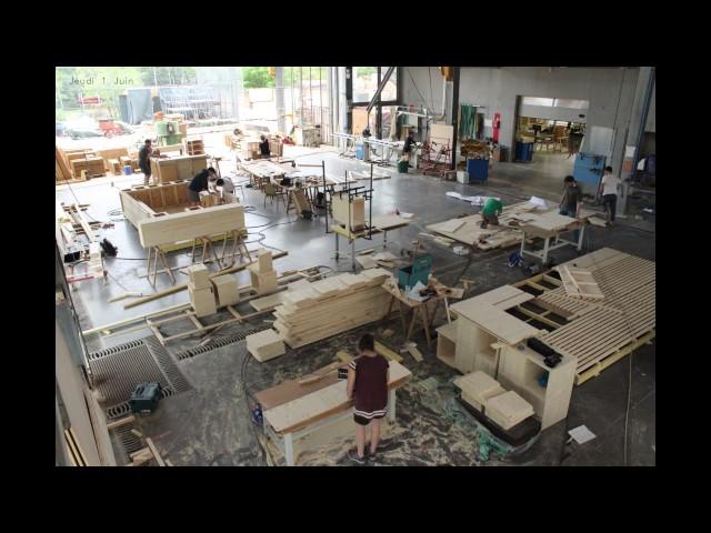 Pensée constructive S8 2017 ©Grégoire Rivière - Grands Ateliers de l'Isle d'Abeau