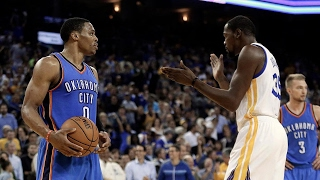Kevin Durant Says Russell Westbrook Rivalry I...